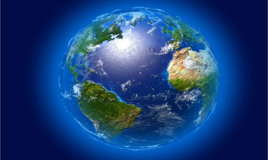 «Мой дом-планета Земля!»